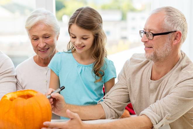 Halloween Safety Tips for Alzheimer's Caregivers