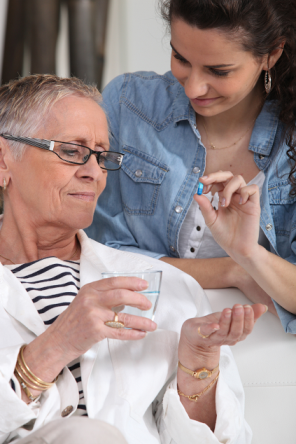 Tips for Getting Those with Alzheimer's Disease to Take Medication