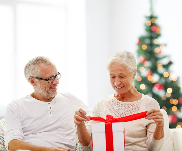 Holiday Gift Ideas for Those with Alzheimer's Disease