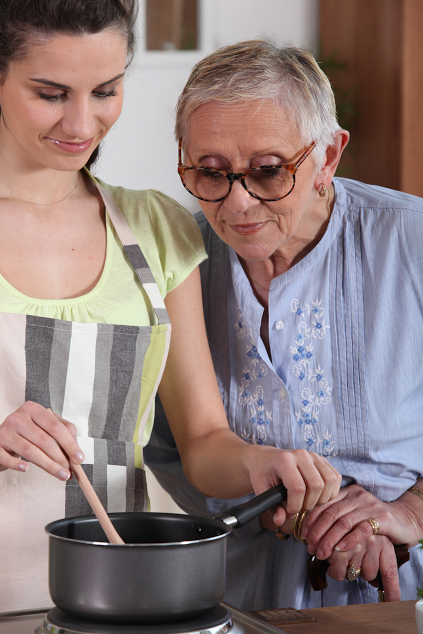 Simplifying the Daily Routine for Alzheimer's Caregivers