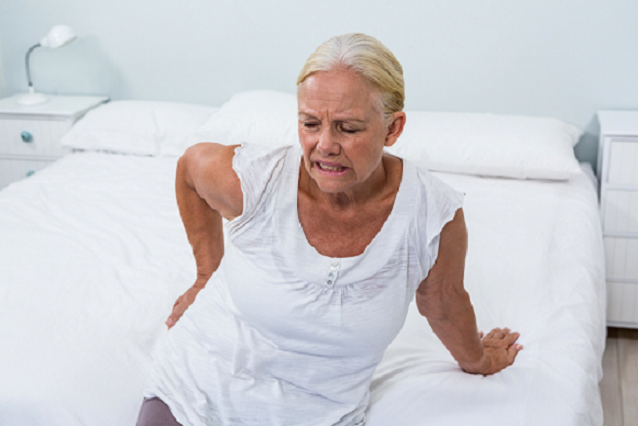 5 Things Back Pain May be Trying to Tell Alzheimer's Caregivers