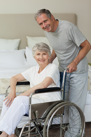 New Study Reveals That Appreciation Lowers Level of Spousal Caregiver Burden