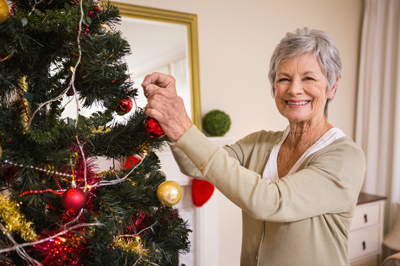 Tips for Holidays for Those with Alzheimer's Disease