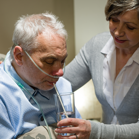 10 Signs Your Loved One with Alzheimer's Disease May Not Be Well Hydrated