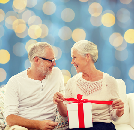 Smart Holiday Gift Giving Ideas for Those with Alzheimer's Disease