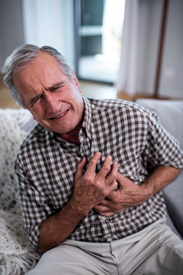 What  Alzheimer's Caregivers Should Know About Signs of Heart Failure