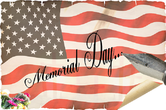 Memorial Day Activities to Share with a Loved One with Alzheimer's