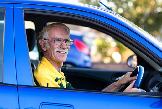 Check List for Caregivers to Evaluate Senior Driver Safety