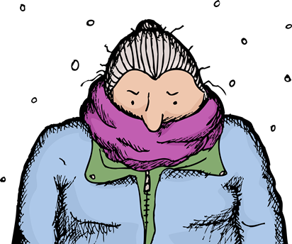 Tips for Caregivers for Surviving Winter Part I