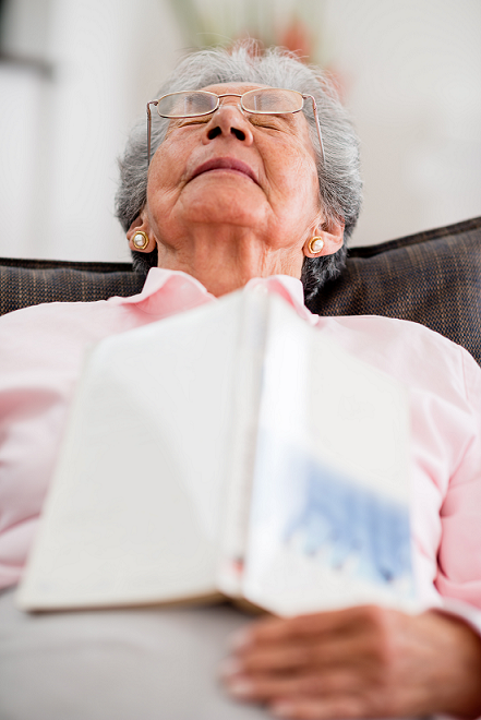 Tackling Sleep Problems for Seniors with Chronic Pain-Part I